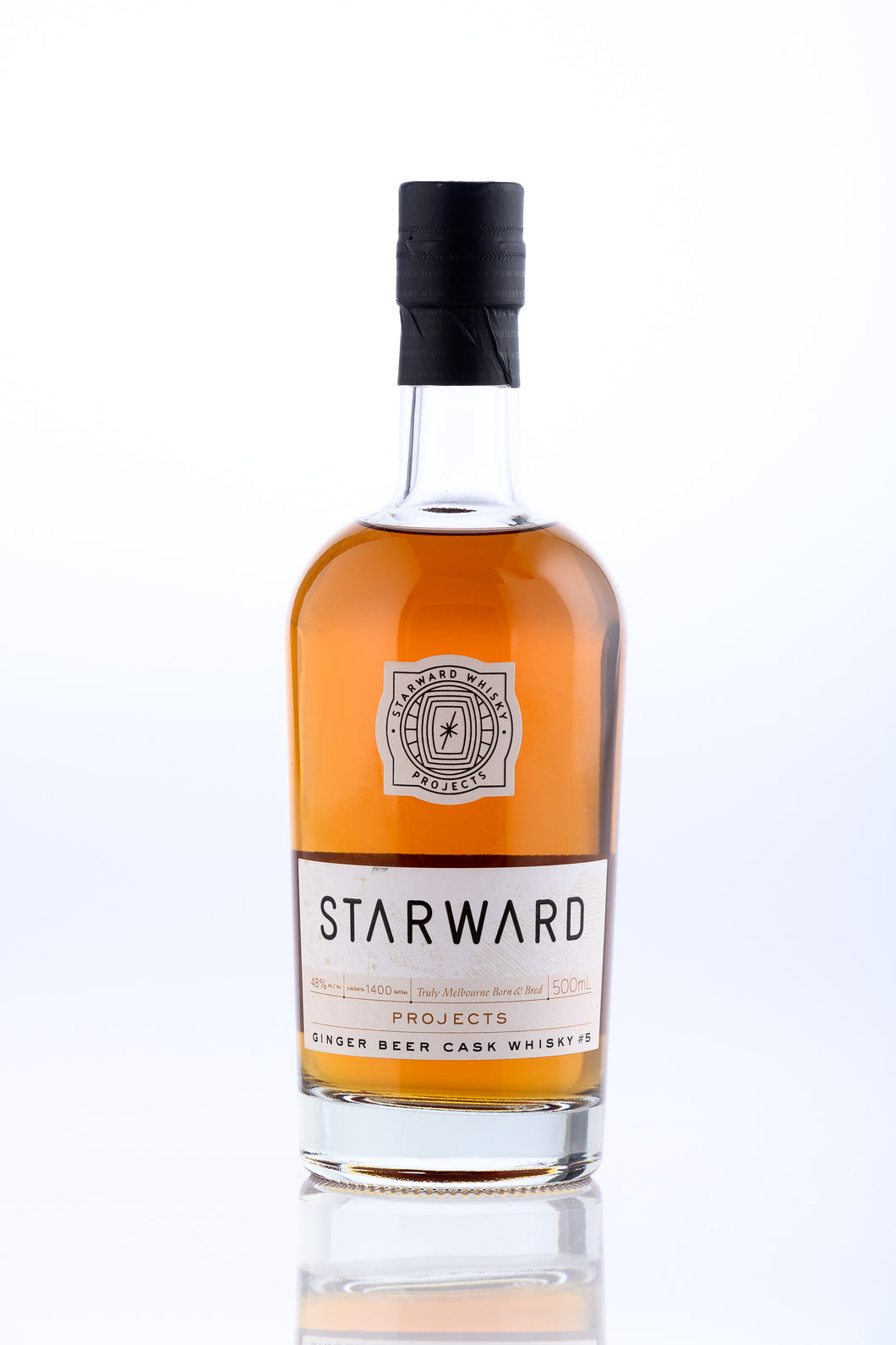 Starward Gingerbeer Cask 5th Release