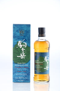 Komagatake Yakushima Aging Single Malt 3 year Old 2014