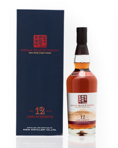 Kirin 12 year Old Red Wine Cask Strength