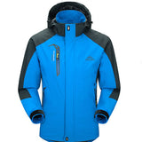 MOUNTAINSKIN Waterproof+Windproof Windbreaker Jacket