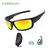 NEWBOLER Sunglasses Men Polarized Sport Fishing