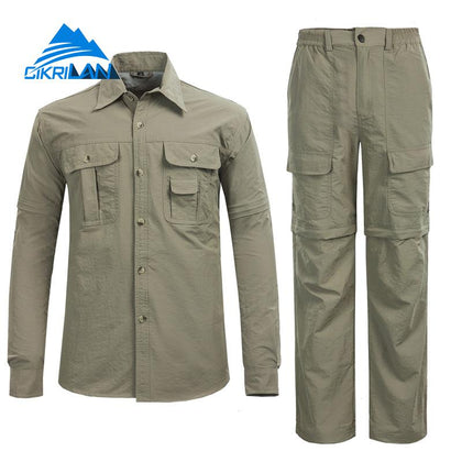 Fishing Clothing Suit Men
