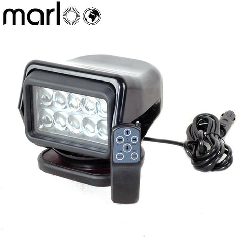 MARLO Magnet Base Rotating LED 4X4 Light