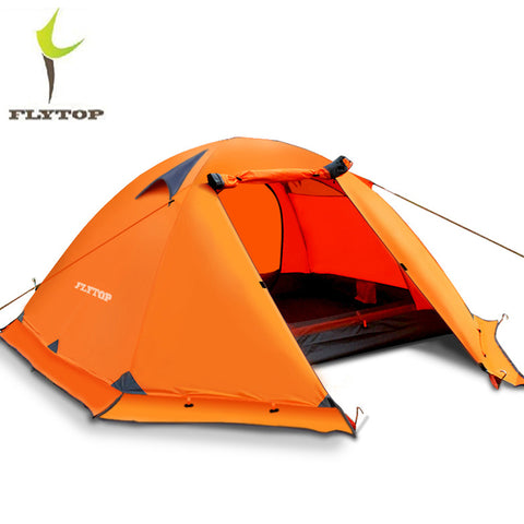 Ultralight Camping Hiking Tent 2 3 Person