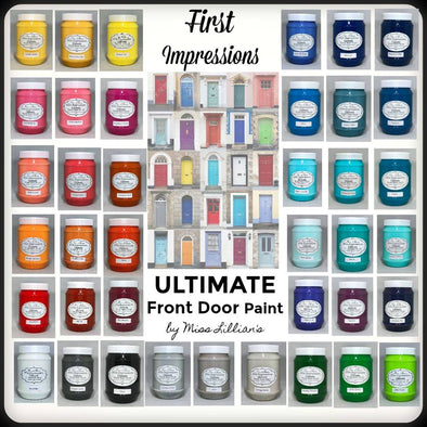 FIRST IMPRESSIONS ULTIMATE DOOR PAINT