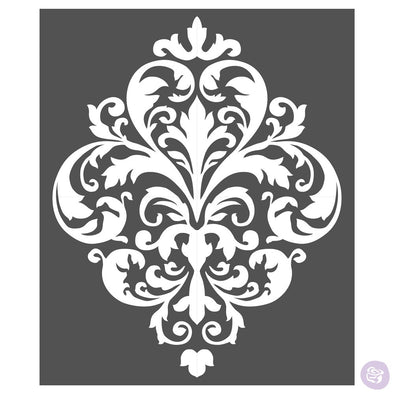 REDESIGN STENCILS - LARGE DAMASK