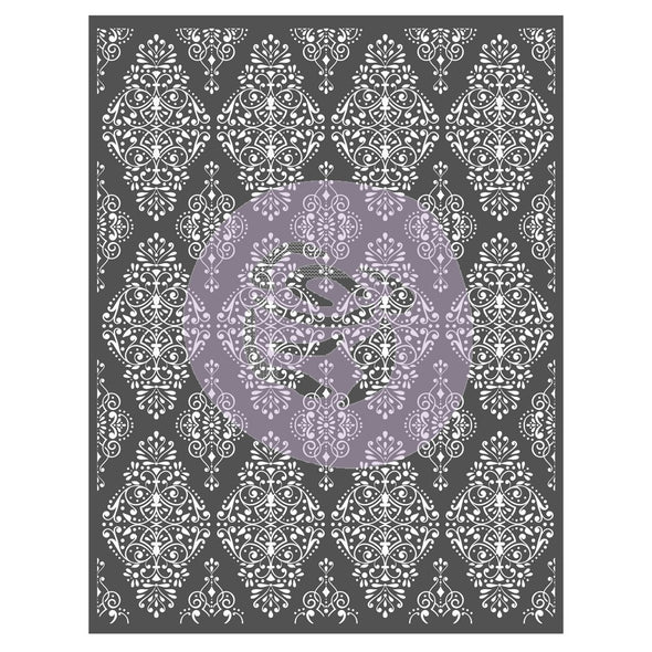 REDESIGN STENCILS - FRENCH DAMASK