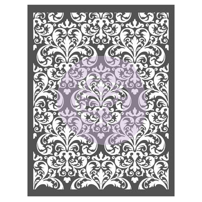 REDESIGN STENCILS -IMPERIAL DAMASK