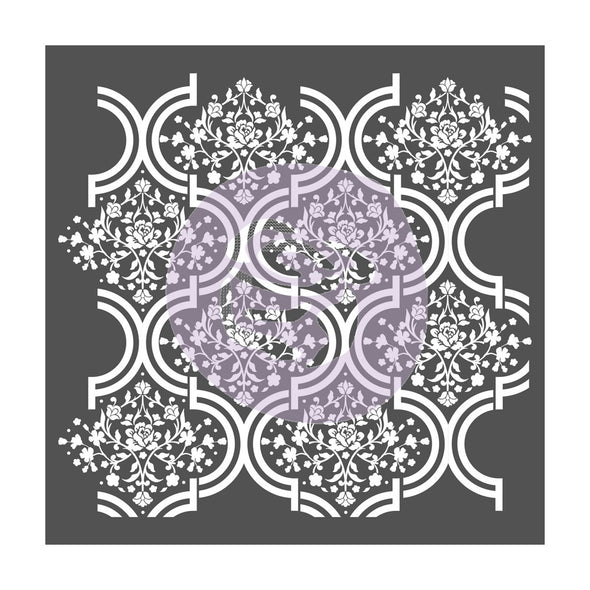 REDESIGN STENCILS - REGAL GARDEN