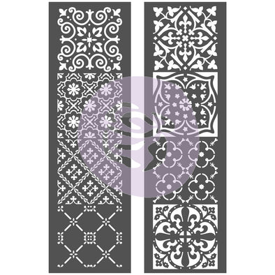REDESIGN STENCILS - ARABESQUE