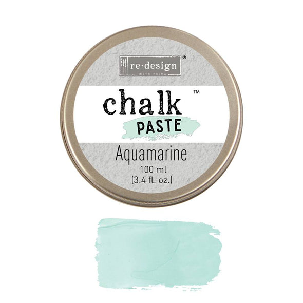 REDESIGN CHALK PASTE - AQUAMARINE
