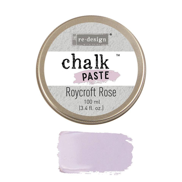 REDESIGN CHALK PASTE - ROYCROFT ROSE