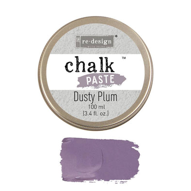REDESIGN CHALK PASTE - DUSTY PLUM