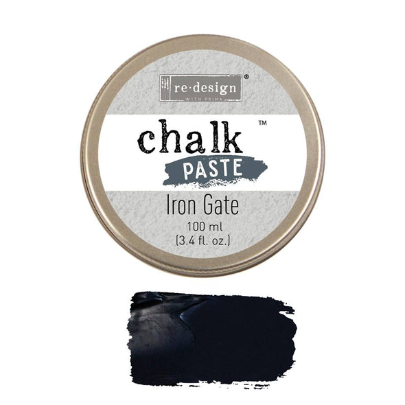 REDESIGN CHALK PASTE - IRON GATE