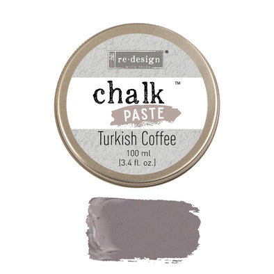 REDESIGN CHALK PASTE - TRUKISH COFFEE