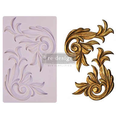 REDESIGN DECOR MOULDS - ANTQUIE SCROLLS