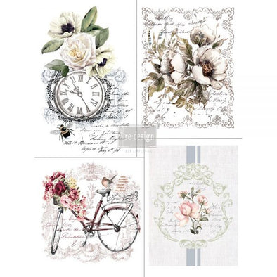 REDESIGN DECOR TRANSFERS - BIKE RIDES