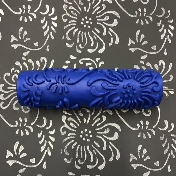 Stamping Roller Chrysanthemum Decorative Roller ONLY
