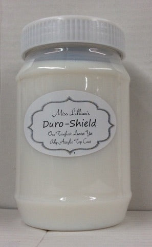 DURO-SHIELD LUSTER TOP COAT