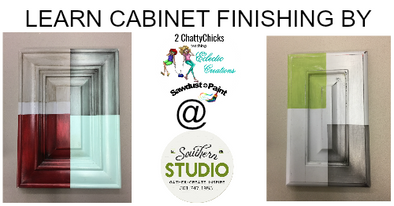 2019 April 13 Paint those CABINETS yourself!