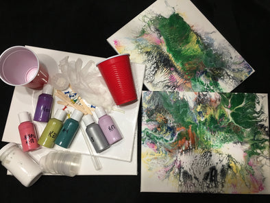 Artistic Therapy Kits