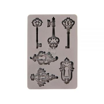 REDESIGN DECOR MOULDS - KEYS