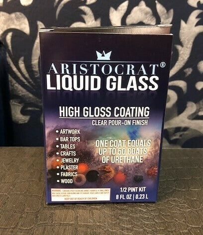 EPOXY LIQUID GLASS
