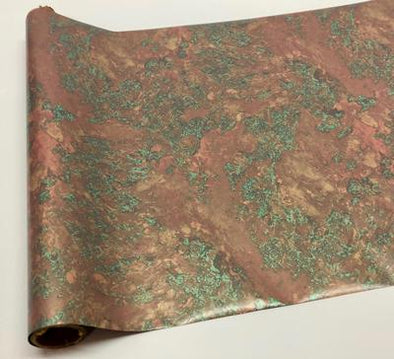 FOIL WEATHERED COPPER