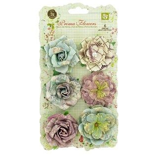 Flowers Paper Botanical - Paloma Collection