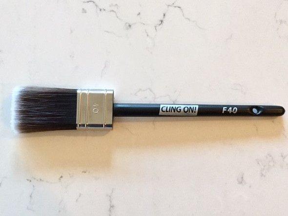 Cling on Brush F40