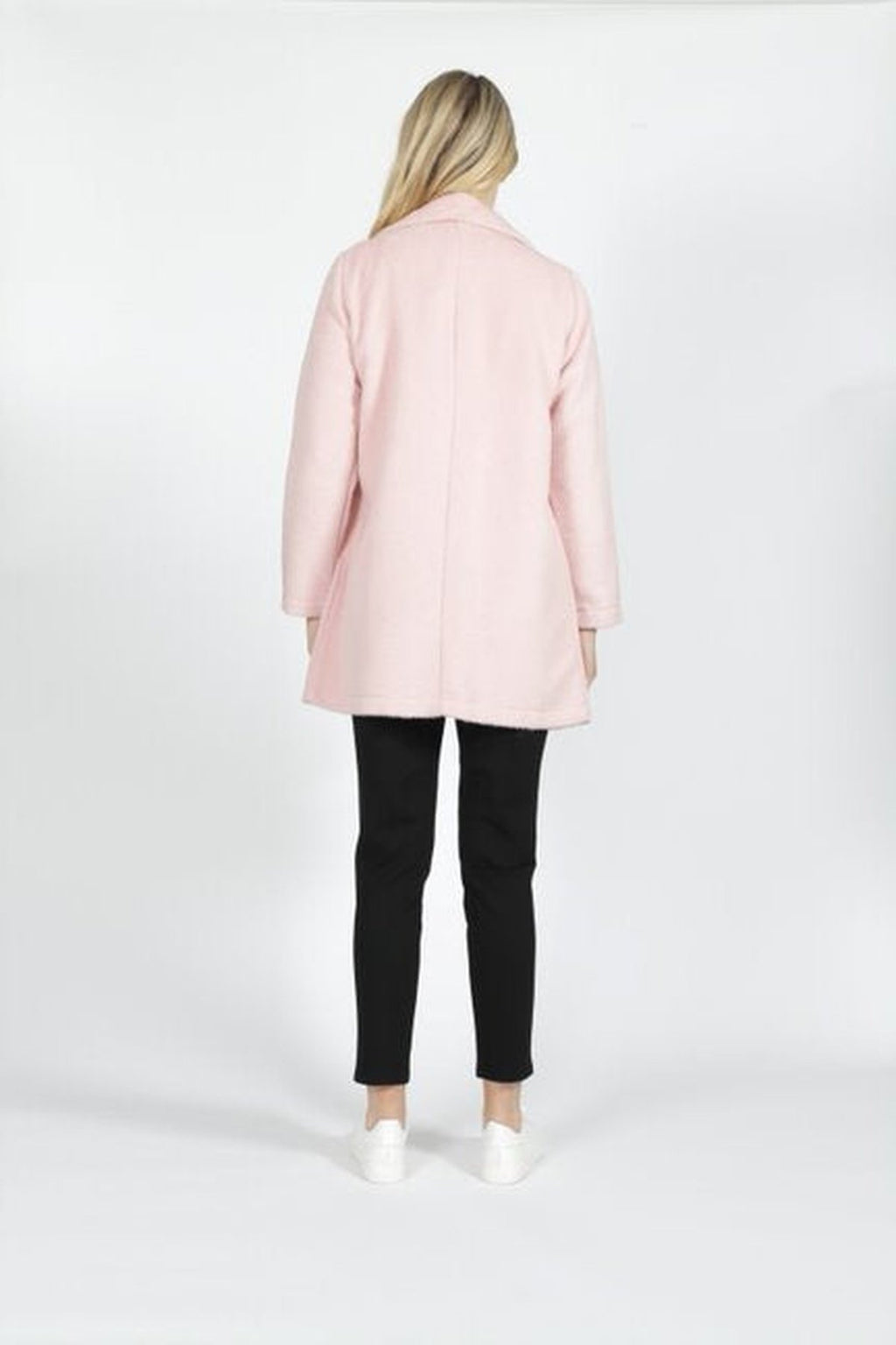 VIV JACKET - BLUSH