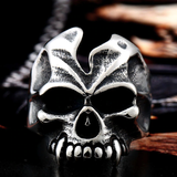 FANG Skull Ring For Men