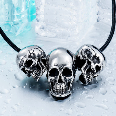 All Skull Necklace For Men