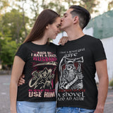 I Have A Beautiful Wife T Shirt