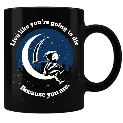 Life Is Hard-Coffee Mug