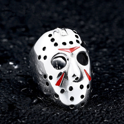 Jason Ring For Men Skull Lovers