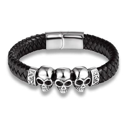 All Skull Bracelet For Men