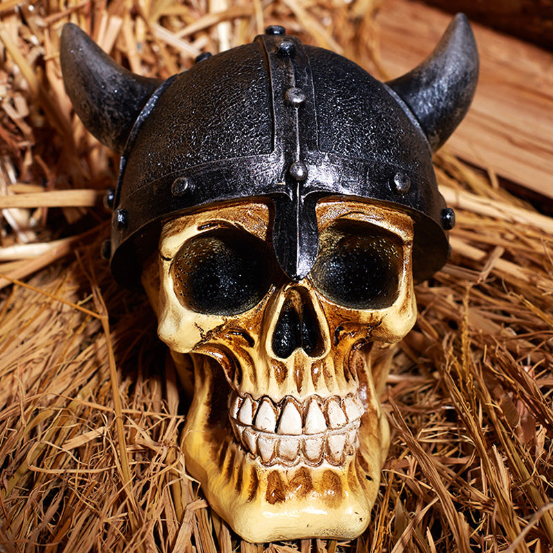 Viking Skull Warlord Model
