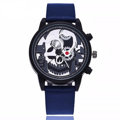 Pirate Skull Watch