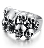 All Skull Ring For Men(Limited Offer)
