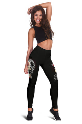 Sugar Skull FitnessLeggings