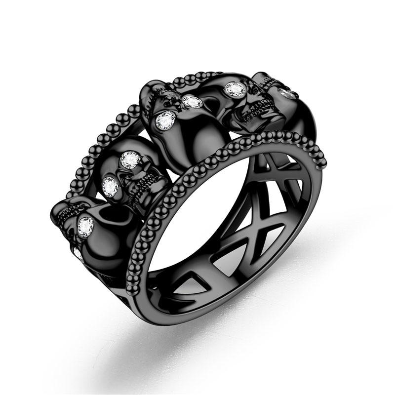 Home - FREE-Skull Union Ring