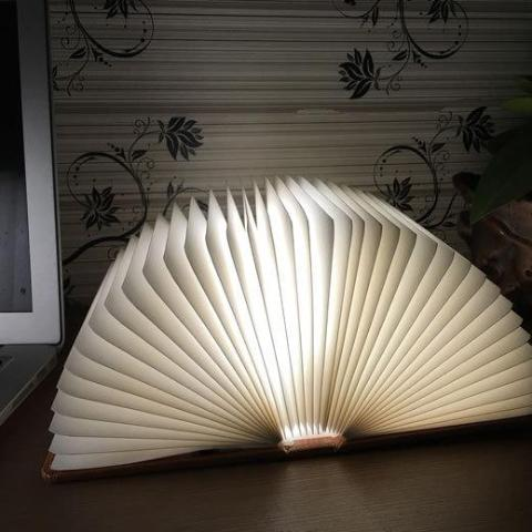 chilldecor.com Book Shape 3D LED Lamp