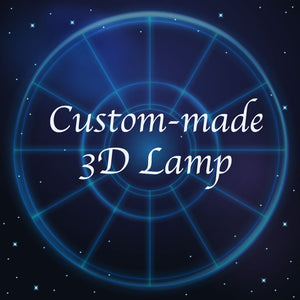 Chill Custom Made 3D Lamp