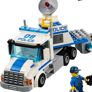 Urban City Police Police Force Building Block Toys Bela 10422