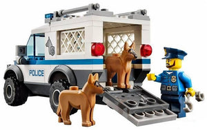 Urban City Toys For Children Police Commandos Building Block Toys Bela 10419