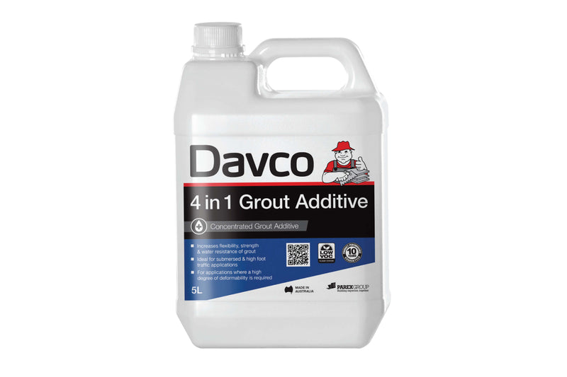 Davco 4 In 1 Grout Additive
