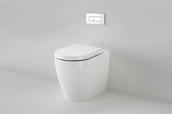 Urbane Wall Faced Invisi Series Iiâ® Toilet Suite
