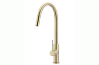 Tiger Bronze Piccola Pullout Mixer Tap