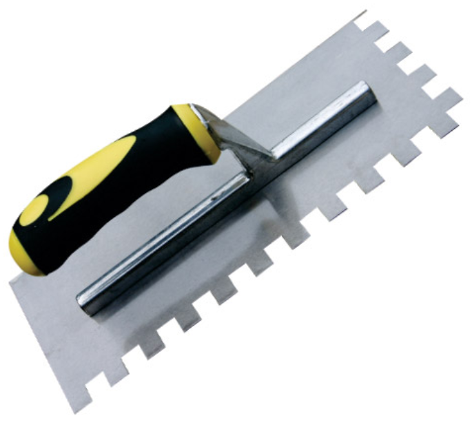 Maxi Grip Trowel - 8mm Square Notched